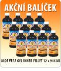 ALOE VERA GEL INNER FILLET 12x946 ML